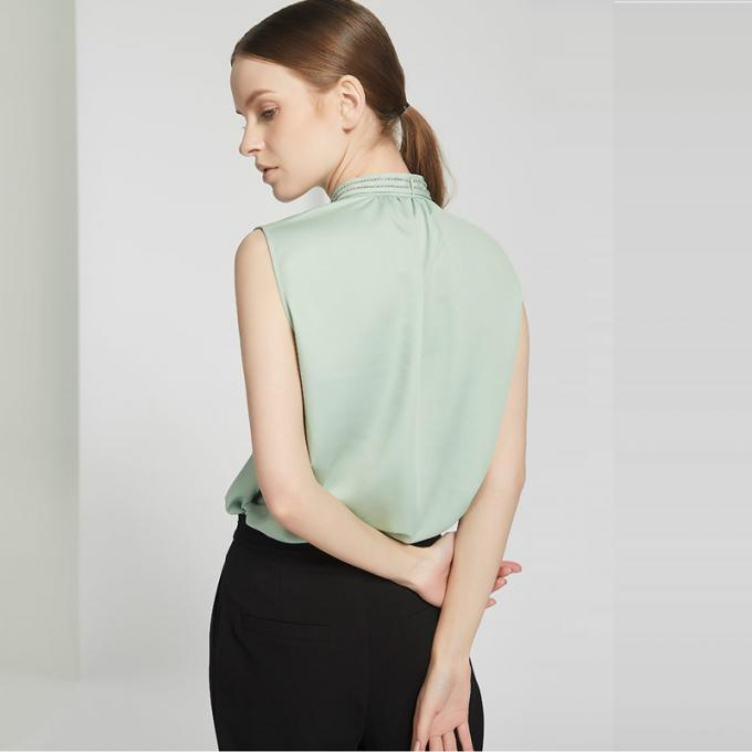 High Quality Blouse New Fashion Appar Ladies Sexy Top