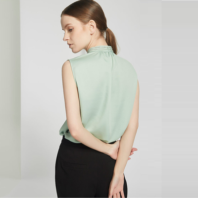 High Quality Blouse New Fashion Appar Ladies Sexy Top supplier