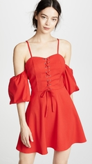 2018 Women Clothing Mini Red Puff Sleeve Summer Boho Dress For Women supplier