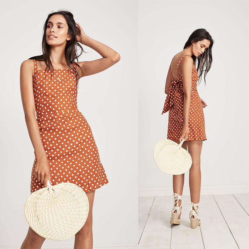 Women Summer Dress Beach Mini Bohemian Clothing
